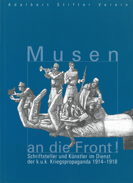 Cover Musen an die Front