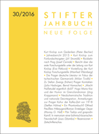 Cover Jahrbuch 30-2016
