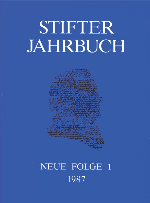 Cover Jahrbuch 1