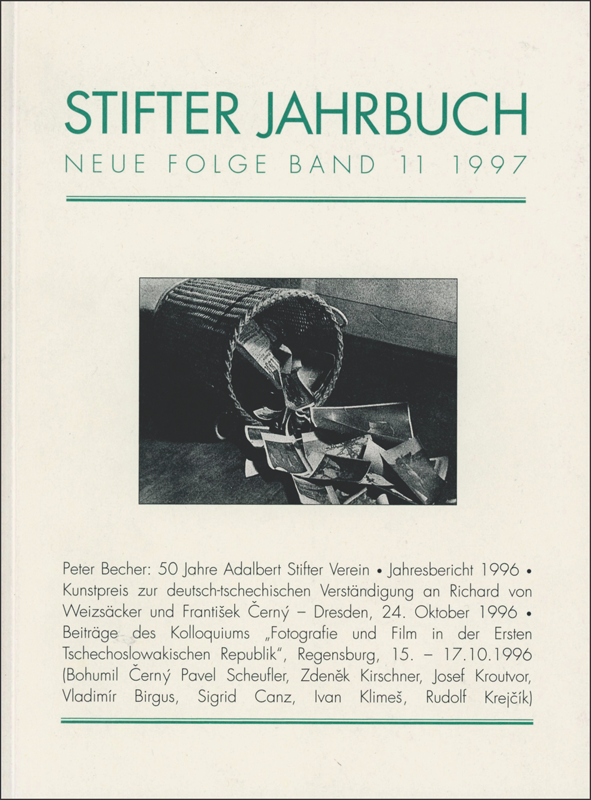 Cover Jahrbuch 11