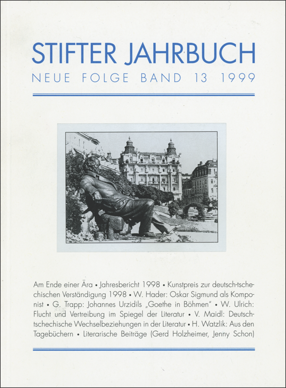 Cover Jahrbuch 13