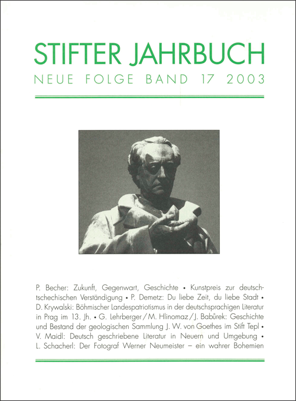 Cover Jahrbuch 17
