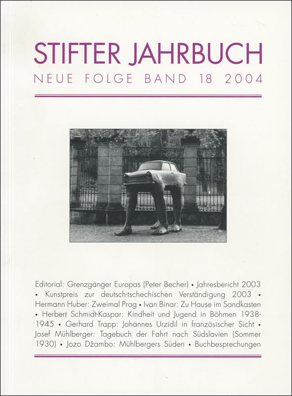 Cover Jahrbuch 18