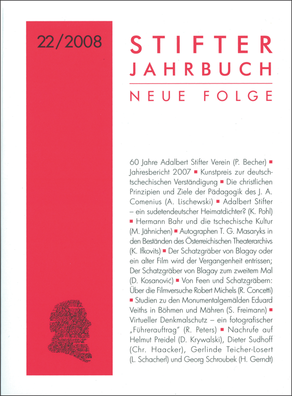 Cover Jahrbuch 22