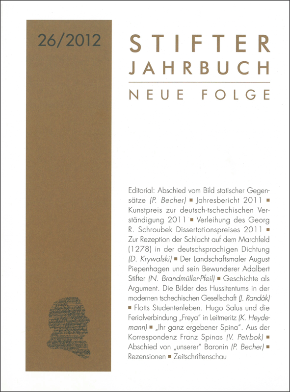 Cover Jahrbuch 26